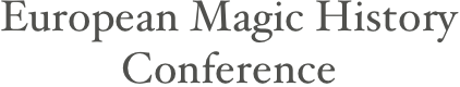 European Magic History Conference